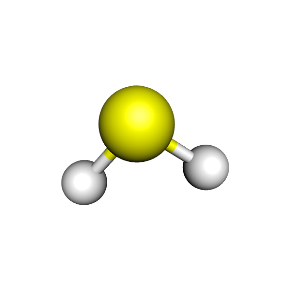 Hydrogen Sulfide From Natural Gas