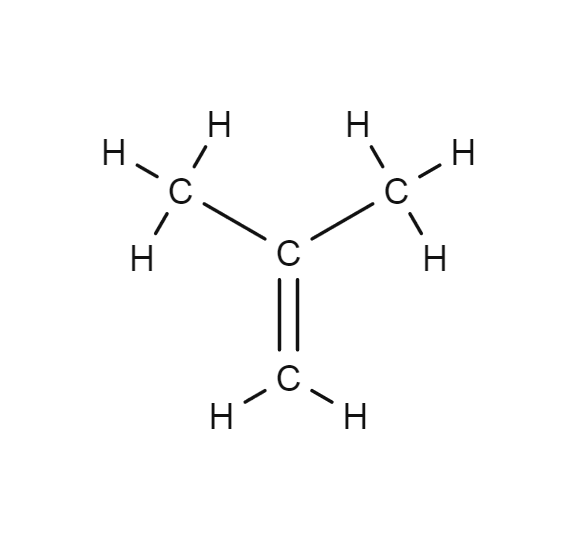 Image result for Isobutene