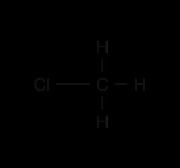 Ch3cl Methyl chloride - Gas ...